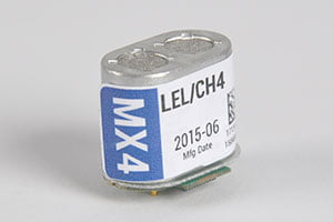 Industrial Scientific Replacement Sensor, MX4, Combustible Gas (LEL) 4-Series