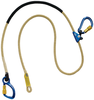 DBI-SALA 1234083 8 ft. Pole Climber's Adjustable Rope Positioning Lanyard For Electrical/Hot Work Use