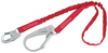 DBI-SALA 1340230 Protecta PRO-Stop 6 ft. Shock Absorbing Lanyard with Snap Hook and Steel Rebar Hook