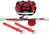 DBI-SALA 1200101 Protecta PRO-Line 60 ft. Synthetic Horizontal Lifeline System with Tie-Off Adaptors and Carrying Bag