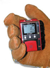 RKI GX-2001 72-0226RKC-02 Gas Detector 2 gas, O2 / CO with hard hat clip, with 115VAC charger by RKI Instruments