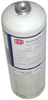 RKI 81-0161rk-04, calibration gas cylinder, 25ppm h2s, 100ppm co, 2.5% ch4, 18% o2, 34l